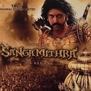 Sangamithra preproduction begins in Hyderabad